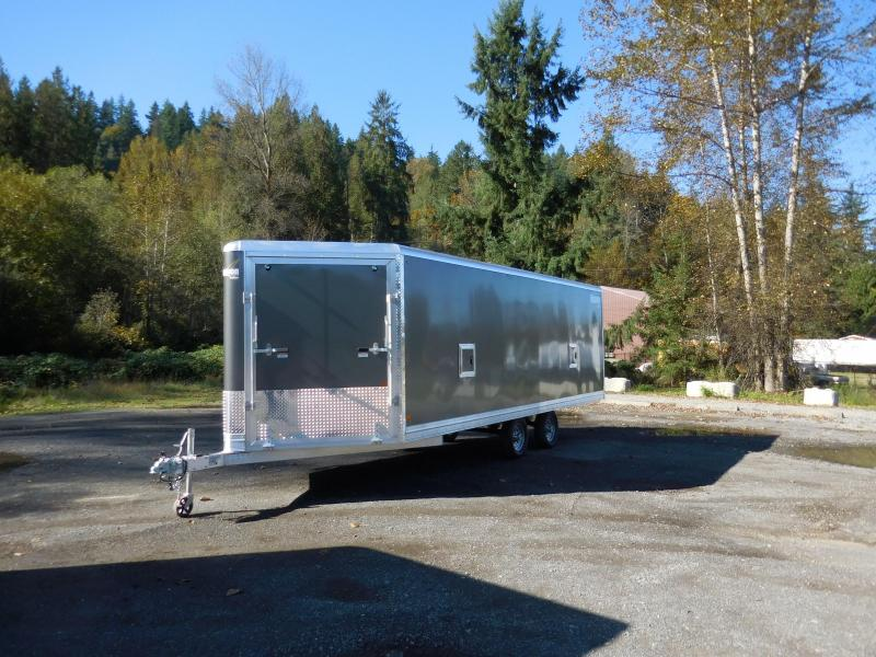 2020 Mission 101X22 Enclosed Cargo Trailer