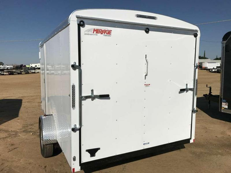 2020 Mirage Trailers 7X12 XCEL Enclosed Cargo Trailer