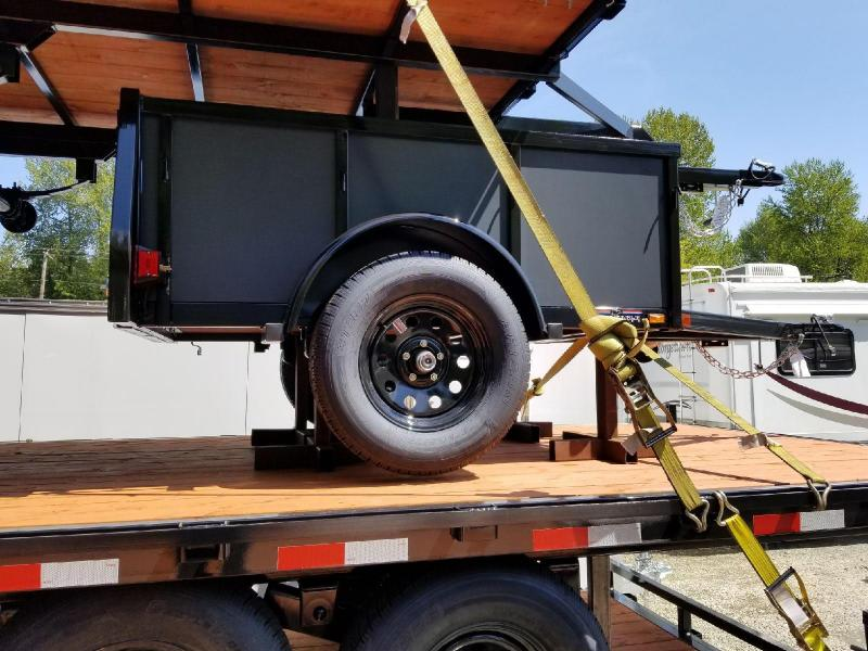 2019 Iron Eagle 4X6 Utility Trailer