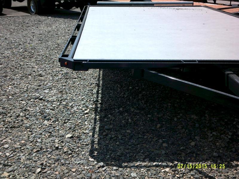 Iron Eagle 7x12 Versamax Raft Trailer