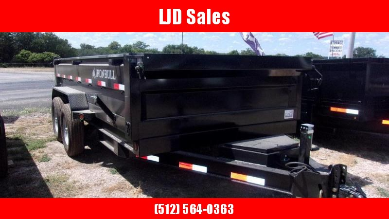 2020 Iron Bull 83 X 14 14k Dump Trailer Ljd Sales And