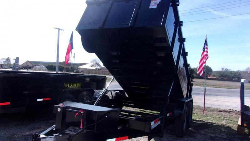 2020 Texas Pride Trailers 7' X 14' X 3' Dump Trailer