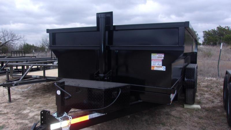 2020 U.S. Built 7' X 14' X 3' Dump Trailer