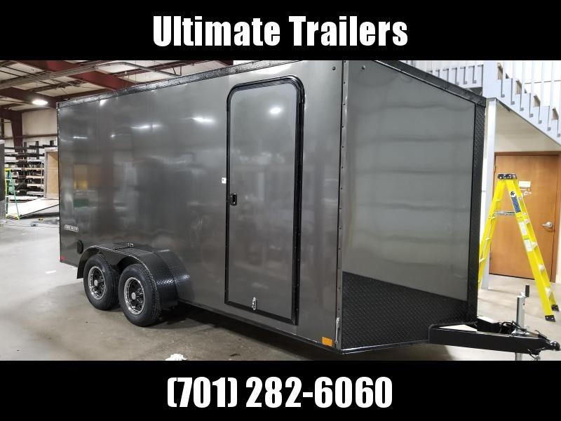 2020 Impact Trailers  Tremor Series ITT716TA Enclosed Cargo Trailer