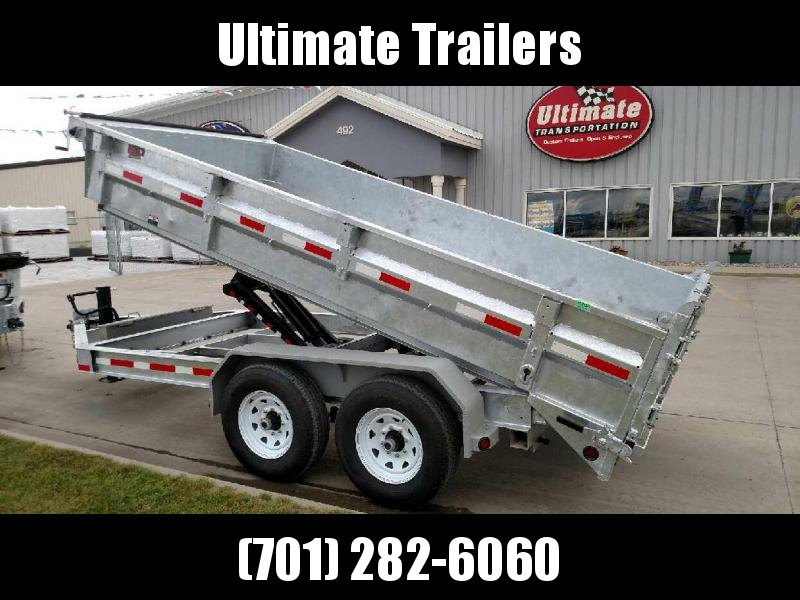2020 ED - LDT142339 Dump Trailer