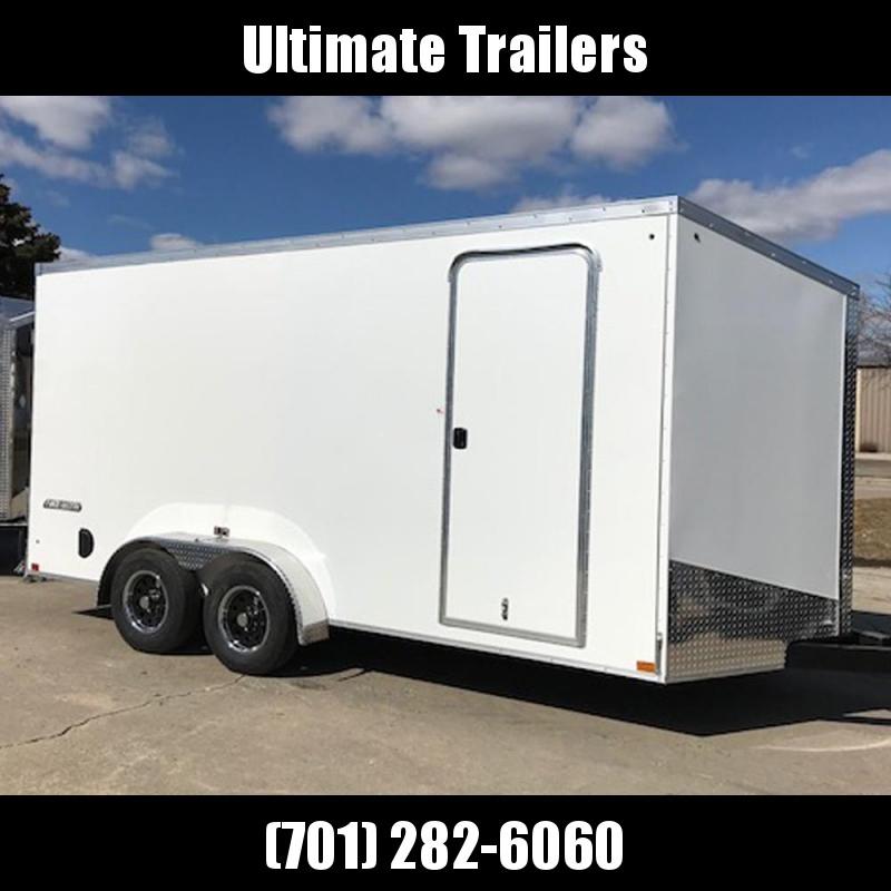 2020 Impact Trailers Tremor Series 7x14 Enclosed Cargo Trailer