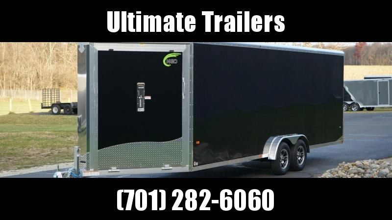 2020 NEO Trailers NASR Round Top All Sport Trailer