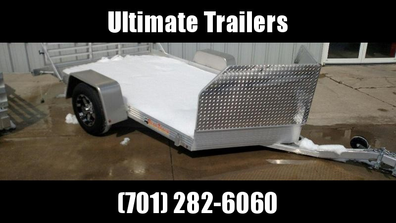 2018 Bear Track Products BTM76132 Motorcycle Trailer