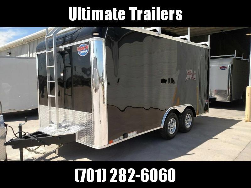 2020 United Trailers UXT8.516TA52 Enclosed Cargo Trailer