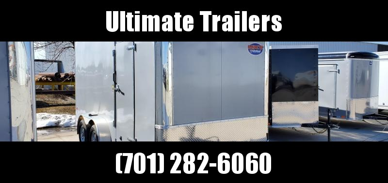 2020 United Trailers UXT716TA35-8.5 Enclosed Cargo Trailer