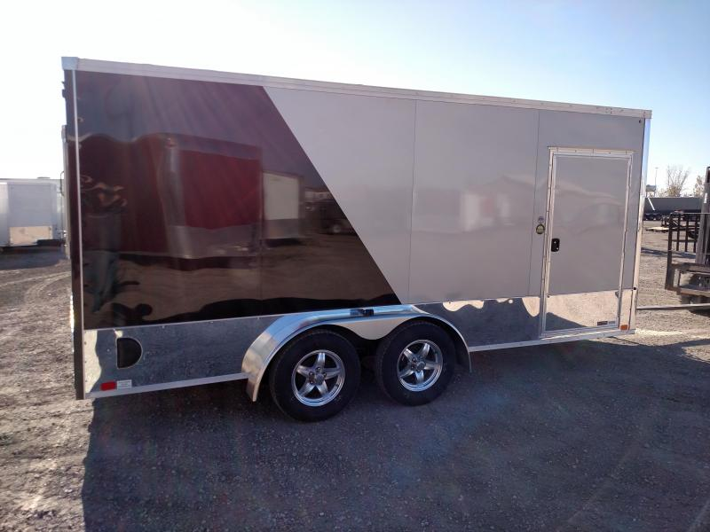 2020 United Trailers XLMTV716TA35-8.5-S Motorcycle Trailer