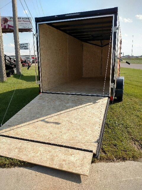 2020 Impact Trailers ITS716TA35-8.5-S Enclosed Cargo Trailer