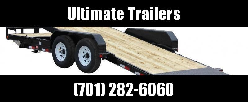 2019 PJ Trailers T6 24' Equipment Trailer