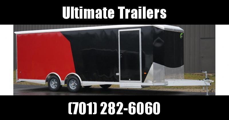 2020 NEO Trailers NACX Liberator Bullnose Auto Trailer