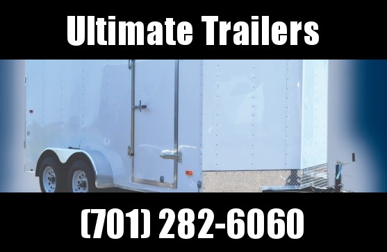 2021 Impact Trailers Quake Cargo / Enclosed Trailer