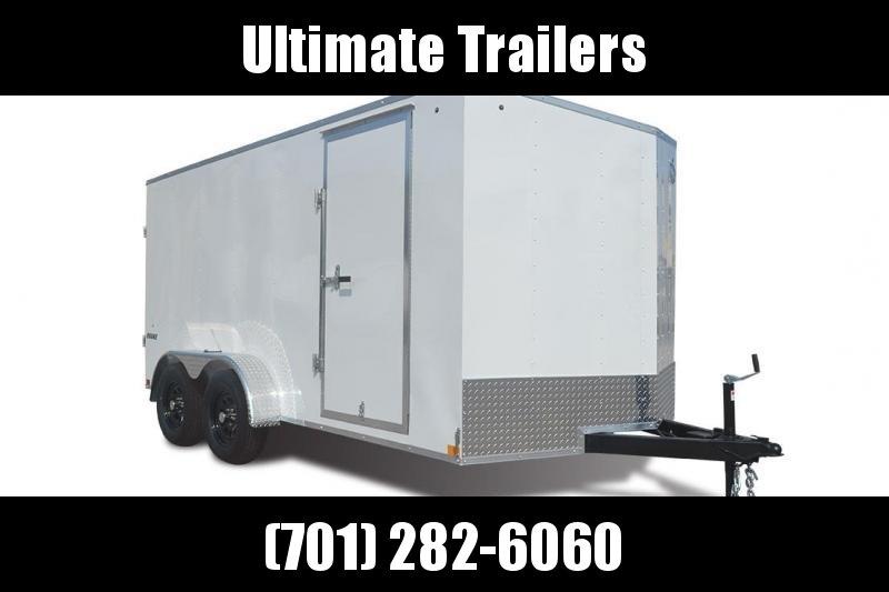 2020 Impact Trailers ISCAA7.0X16TE2FF Enclosed Cargo Trailer