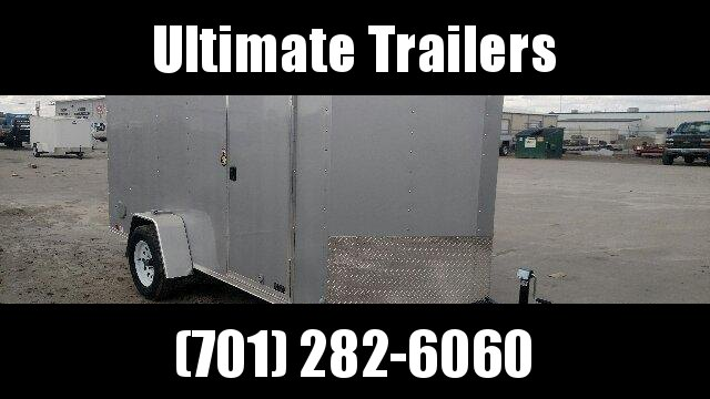 2019 United Trailers XLV612SA30-S Enclosed Cargo Trailer