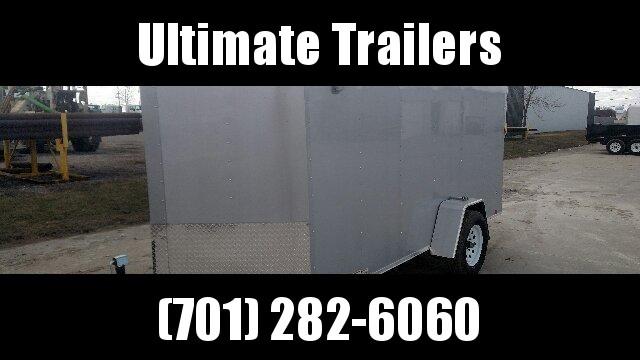 2019 United Trailers XLV612SA30-S Enclosed Cargo Trailer