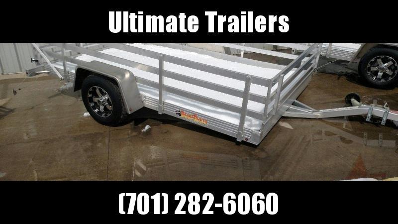 2020 Bear Track Products BTU82120 Utility Trailer