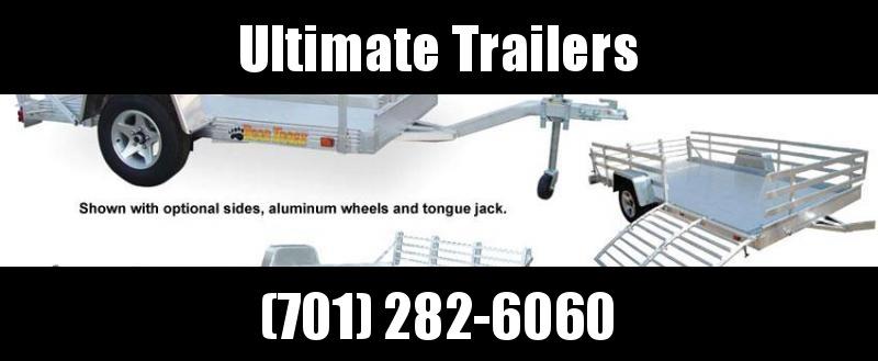 2020 Bear Track BTU82120 Utility Trailer