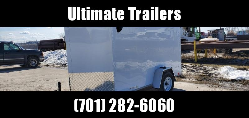 2020 United Trailers XLV610SA30-S-172812 Enclosed Cargo Trailer