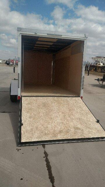 2020 United Trailers XLE612SA30-S Enclosed Cargo Trailer