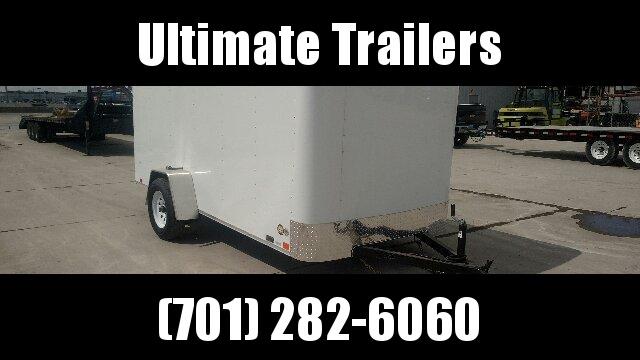 2020 United Trailers XLE612SA30-S Enclosed Cargo Trailer