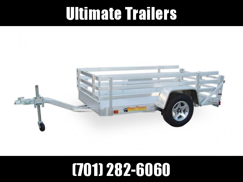 2019 Bear Track Products BTU65120S Utility Trailer