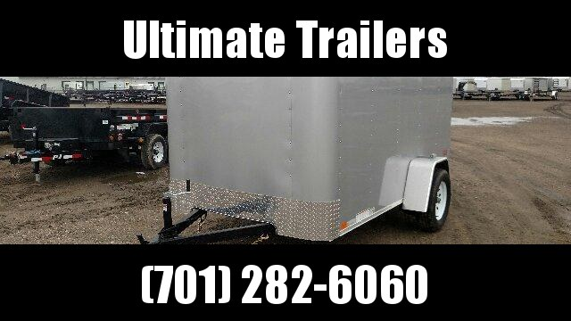 2020 United Trailers XLE610SA30-S Enclosed Cargo Trailer