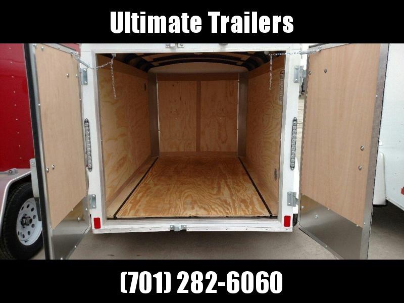 2019 United Trailers ULH58SA30-S Enclosed Cargo Trailer
