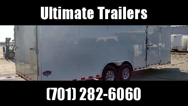 2019 United Trailers UXT8.524TA70 Enclosed Cargo Trailer