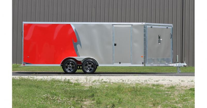 2020 NEO Trailers NASF Flat Top All Sport Trailer