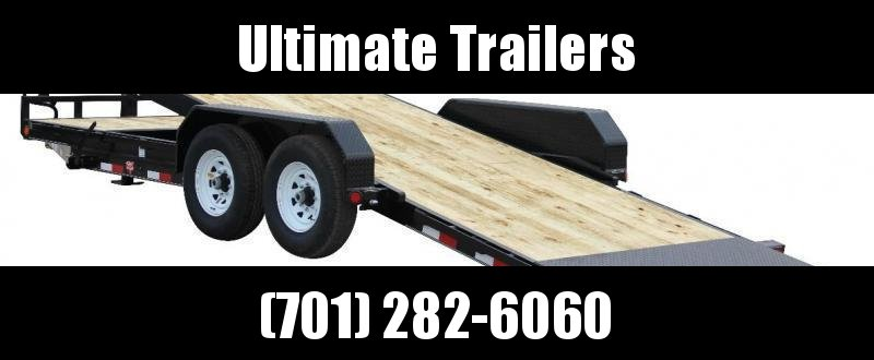 2020 PJ Trailers T6 22' Equipment Trailer