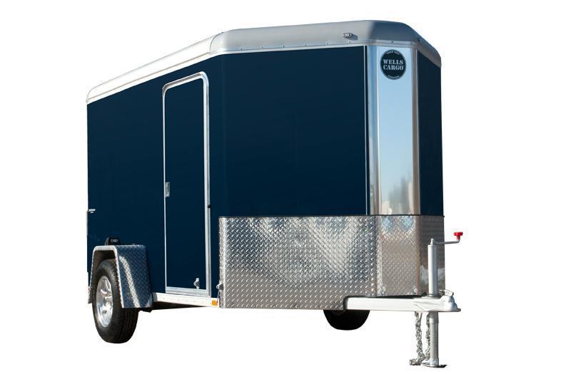 2020 Wells Cargo Trailer Enclosed Cargo Trailer