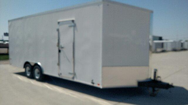 2020 United Trailers XLTV8.525TA50-S Car / Racing Trailer