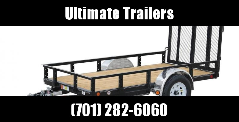 "2019 PJ Trailers U6 Series 60"" Wide"