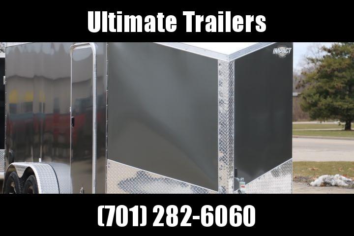 2020 Impact Trailers ISCDA7.0X16TE2FF Enclosed Cargo Trailer