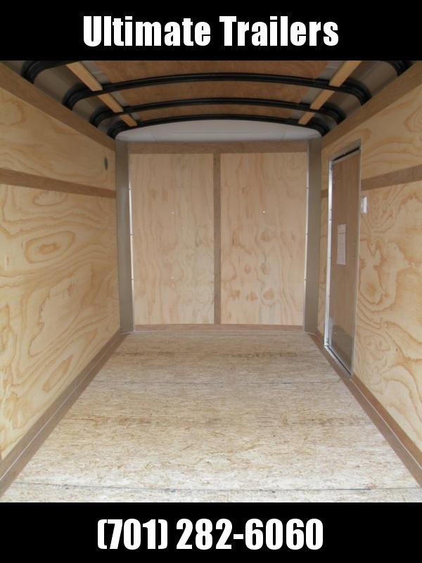 2020 United Trailers ULH Series Enclosed Cargo Trailer