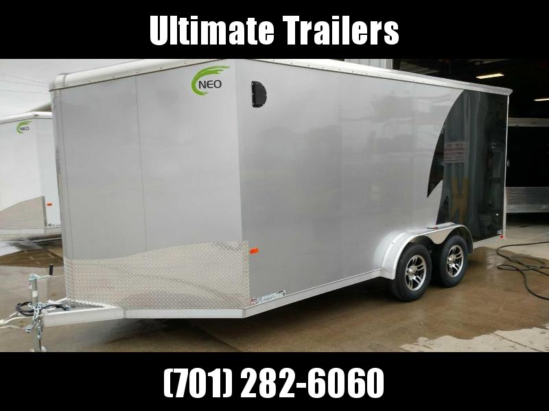 2020 NEO Trailers NAM1675TR80A Enclosed Cargo Trailer