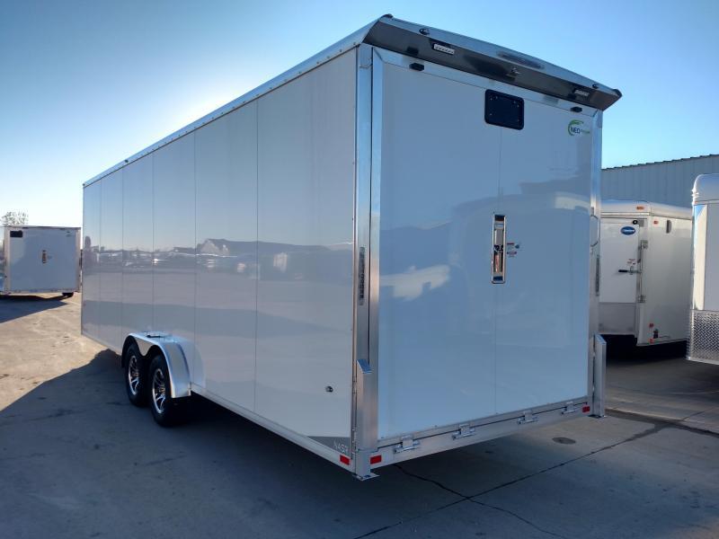 2019 NEO Trailers NAS2875TR12 Snowmobile Trailer
