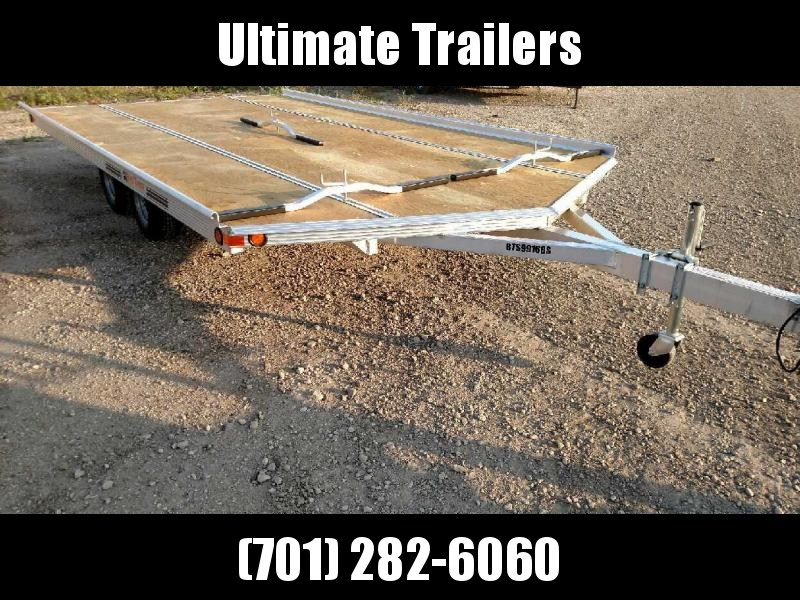 2020  BTS99168S Snowmobile Trailer
