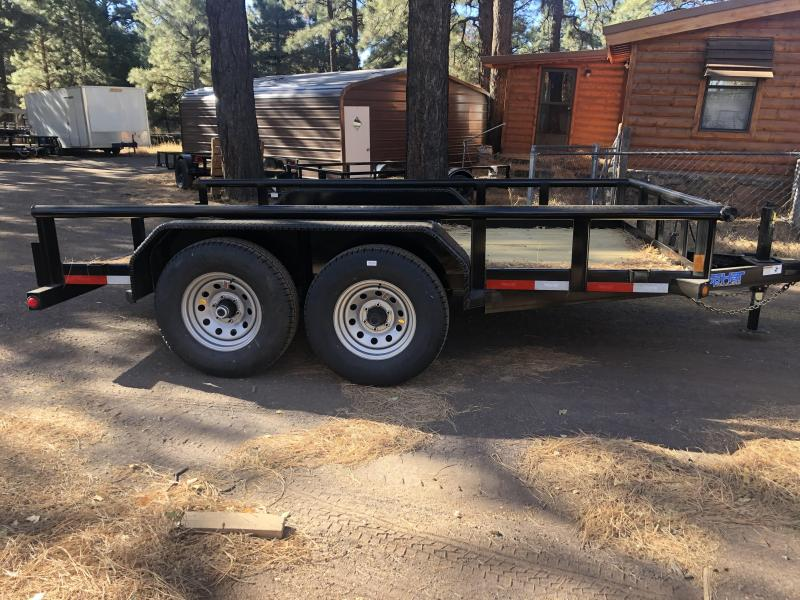 83X12 10K Load Hauler Trailer