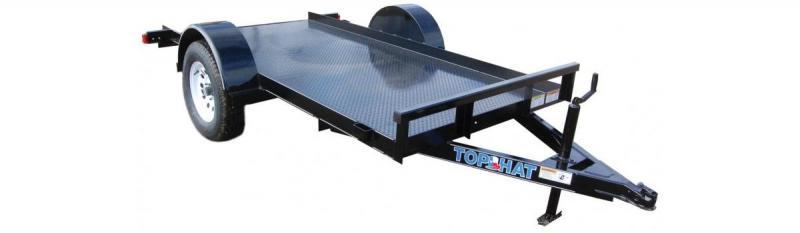 5X8 Utility Trailer Welding Machine Steel Deck