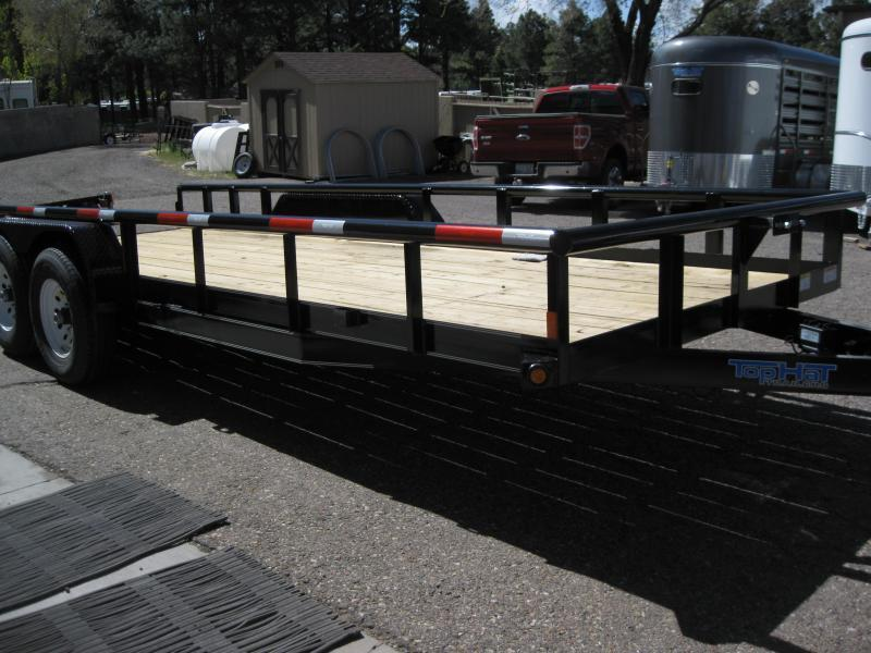 83X20 10K Load Hauler Trailer