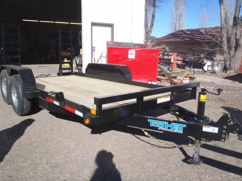 81X14 10K Skid Steer Trailer