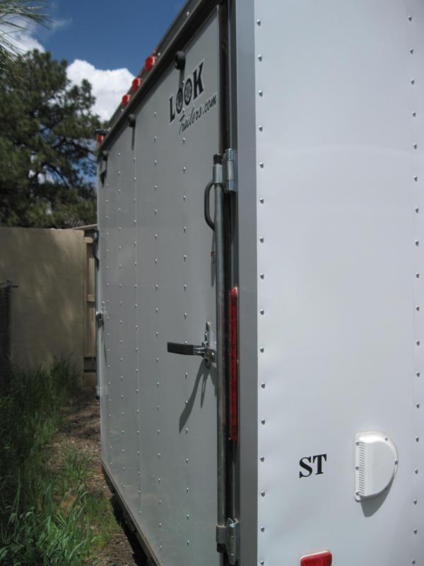8.5 X 24 Outback / Enclosed 10K GVW