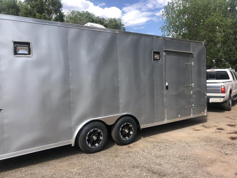 8.5 X 24 Outback / Enclosed 10K GVW
