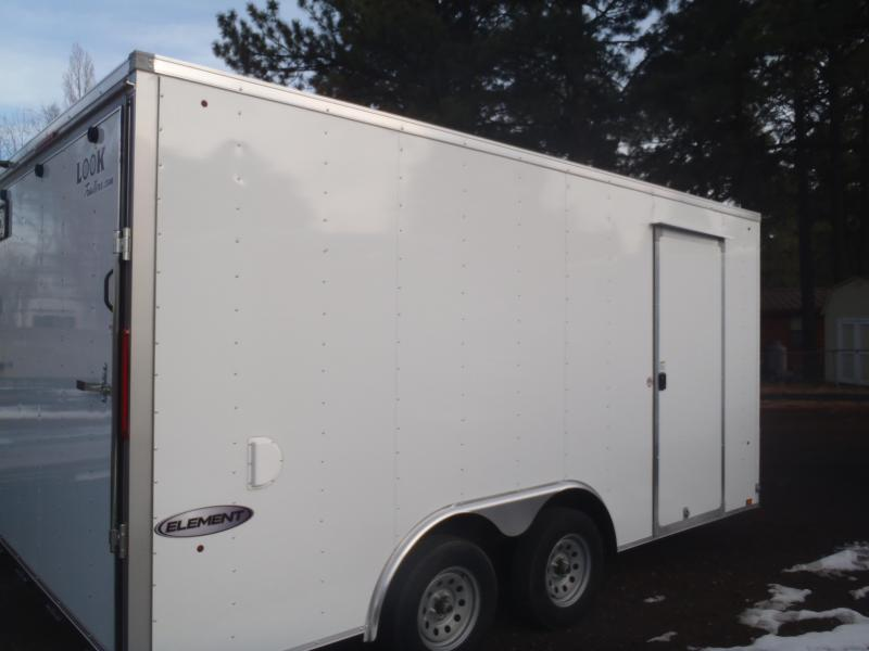 8.5X16 Element Enclosed 7' Tall