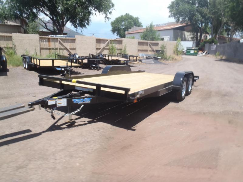 83 X 16 Carhauler / Racing Trailer 7000# GVW