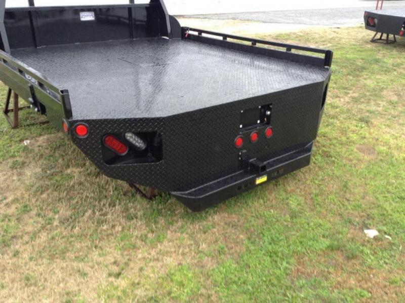 2018 Blue Ridge Freedom Bronco Truck Beds